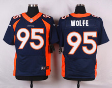 For Mens,Derek Wolfe,DeMarcus Ware,Demaryius Thomas,Von Miller,T.J. Ward,Bradley Roby,Chris Harris Jr stitched Bronco(China (Mainland))