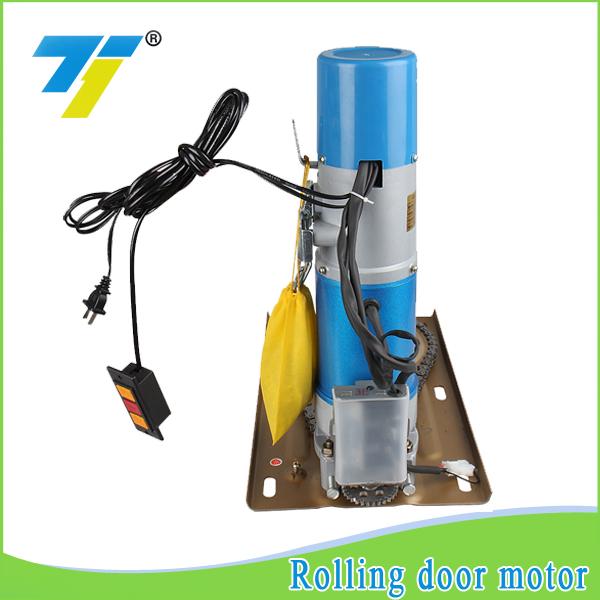 Electric rolling door motor roller shutter door machine for Roller shutter electric motors