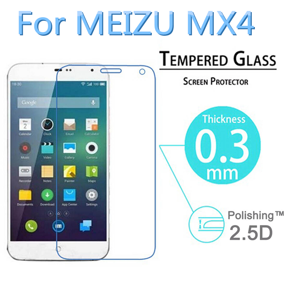 9H Anti Explosion 0 3mm 2 5D Tempered Glass font b Screen b font font b