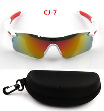 Buy Men Women Glasses box/Cycling Glasses UV400 Outdoor Sports Windproof Eyewear Mountain Bike Bicycle Motorcycle Glasses Sunglasses for $2.98 in AliExpress store