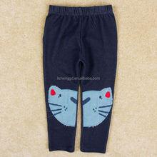 kids pants boys children pants by lot baby boy pants child casual trousers new 2014 nova brand kids clothing printed cats B5159(China (Mainland))