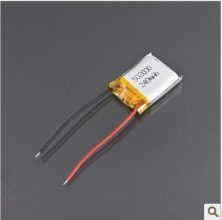 5pcs/lot S RC 3.7v LiPo Battery 240mAh 6020 S107 rc helicopter+free shipping(China (Mainland))