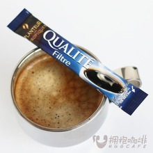 100g No Caffeine and Sugar Instant Coffee French Planteur Brandy Decaffeinated Sugar free Slimming Soluble Black