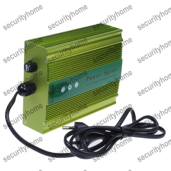 90V-250V Up to 35% Saver 50KW Power Electricity Saving Box Energy Saver metal case US/EU/UK/AU Plug(China (Mainland))