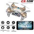 Cheerson CX 10W CX10W Mini RC Drone Quadcopter with Camera Drones RC Helicopter CX10 Update Version