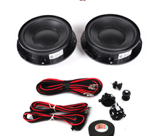Modified rear speaker bass/speakers that suit to send a whirlwind card buckle for VW  jetta MK5 Golf 6(China (Mainland))