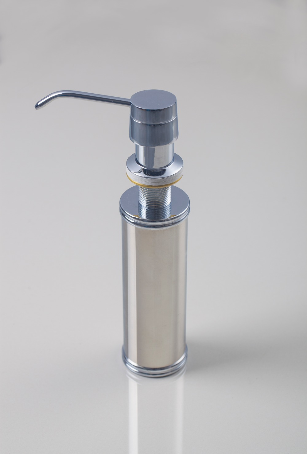 E pak hello bathroom kitchen liquid soap dispensers stainless steel kitchen sink replacement - Kitchen sink soap pump ...