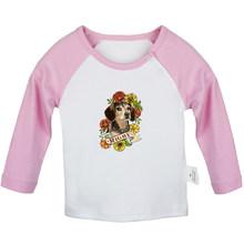 การ์ตูนน่ารัก Powerpuff Girls น่ารักตลกที่มีสีสัน Pug Dog สีดำทารกแรกเกิดเสื้อยืดเด็กวัยหัดเดินกราฟิกเ...(China)