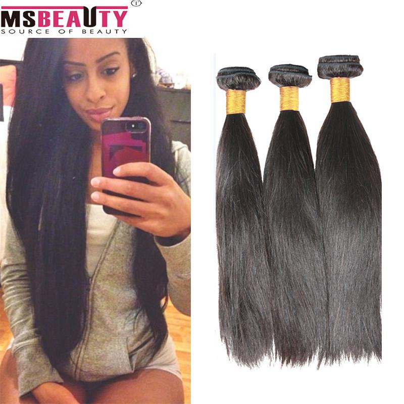 Cheap Peruvian Virgin Hair Straight 3 Bundles 100 Human Hair Weave 8-30Inch Sexy Formula Hair Peruvian Straight Virgin Hair<br><br>Aliexpress