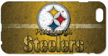 Pittsburgh Steelers For iphone 4 4S 5 5S SE 5C 6 6S Plus For iPod Touch 4 5 6 Back Skin Plastic Hard Cover Mobile Phone Bag Case