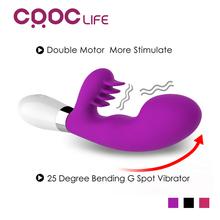 CRDC 2016 Newest 36 Speeds G Spot Vibrator Waterproof Clitoris Stimulator Oral Clit Vibrators Intimate Adult Sex Toys For Women(China (Mainland))