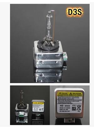 D3S D3R Xenon HID Headlighting Replacement KITS Lamps Bulbs 6000K 35W Fit for Philips XenStart XenEcoStart Osram headlights(China (Mainland))