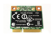 RaLink RT5390 150Mbps Half Mini PCIe PCI-express Wlan Wireless Card for Laptop Acer Asus Dell Toshiba Sony Fujitsu Samsung LG
