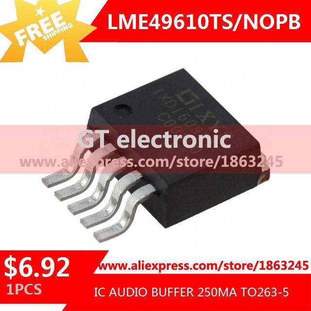 схемы LME49610TS / NOPB IC