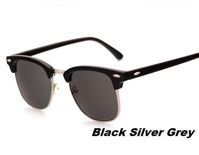 Black Silver Grey
