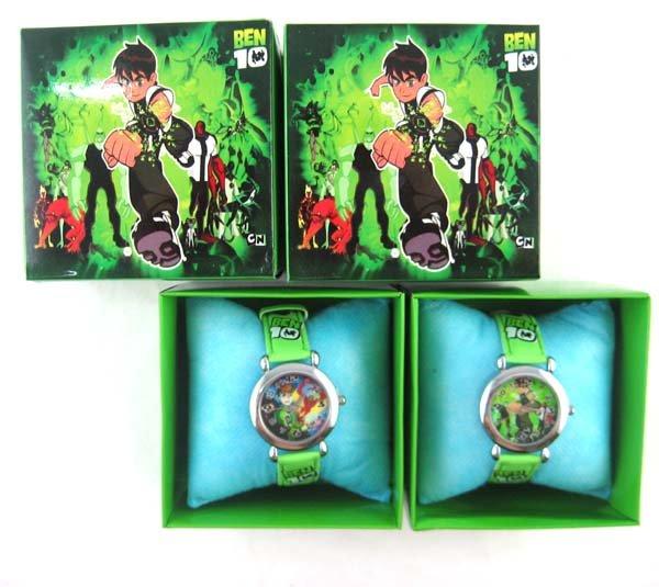 Детские наручные часы - Ben 10 Омнитрикс