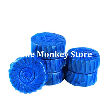 20 Pcs/Lot Households Magic Automatic Flush Toilet Cleaner Fragrant Ball Blue Bubble Cleaning Deodorizes Bathroom Tools F0412(China (Mainland))