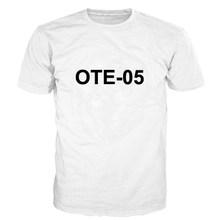 Transporte Da Gota Personalizado 3D ONSEME T Shirt Dos Homens/Mulheres de Verão de Manga Curta T-shirt Personalizar Cliente Letras T-shirts Moda topos(China)