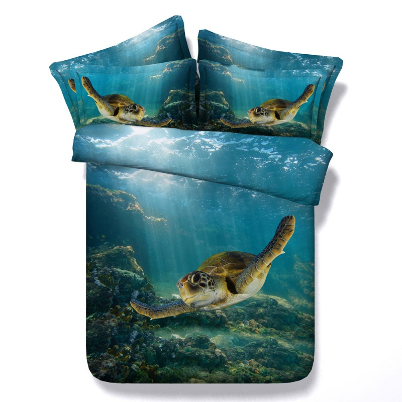 Popular Ocean Bed Sheets Buy Cheap Ocean Bed Sheets Lots
