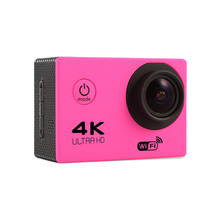 """Buy F60 4K Wifi Action Camera 4K/30fps 1080P/60fps 720P/120fps 2.0"""" 170D Helmet Cam Mini Camera Waterproof Action Camera for $47.80 in AliExpress store"""