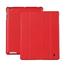 Jisoncase Марка чехол для iPad 2 3 4 кожаный чехол PU защитный чехол для iPad 2 3 4 новинка; Быстрая бесплатная доставка; Чехлы для мангала и Чехол(China)
