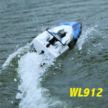 2015 New Arrival Wltoys WL912 RC Remote Control Boat 2.4G 4CH 24KM/H High Speed For Professional Athletics(China (Mainland))