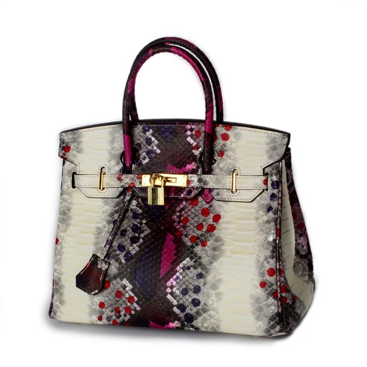 ซื้อ ยอดจับกระเป๋าคดเคี้ยวข้าวแพลทินัมกระเป๋าหนังแท้กระเป๋าวินเทจผู้หญิงกระเป๋างูหญิงกระเป๋ากระเป๋าสะพาย