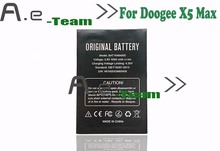 Buy 100% New High Doogee X5 Max Battery 4000mAh Li-ion Battery Replacement DOOGEE X5 MAX Pro Smartphone stock for $7.99 in AliExpress store
