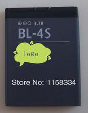 Bl-4s BL 4S аккумулятор для Nok 1006 / 2680 S / 3600 S / 3602 S / 6202c / 6208c аккумулятор Batterij Bateria акку аккумулятор PIL