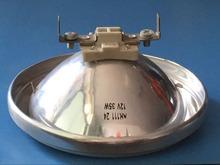 Free Shipping 3pcs/lot New Arrival High Quality AR111 G53 12V 50W 75W 100W Halogen Lamp Bulb Aluminum Warm White(China (Mainland))