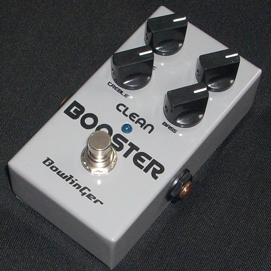 Guitar pedal Fat Boost Electric guitar effects