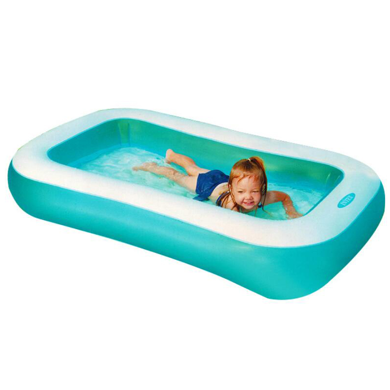 New Funny Kids Inflatable Swimming Chair Child Swimming Laps Pool Cartoon Swim Seat Float Boat
