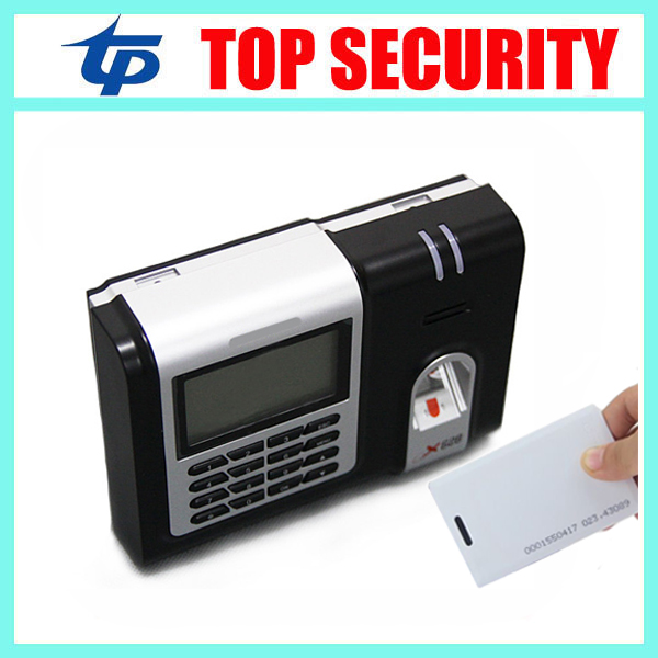 wholesale zk biometric fingerprint time attendance optional printer function web server TCP/IP linux system RFID time attendance(China (Mainland))