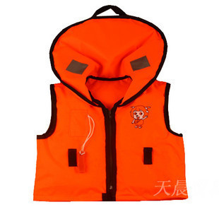 Free shipping Child life vest child life vest swimming vest whistle 3 10