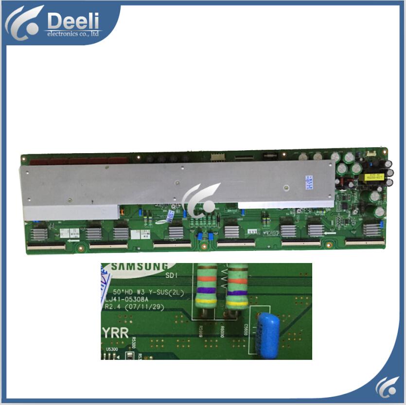 Фотография EMS Working good 95% new original for DAC-19M010 DAC-19M008 DAC-19M009 Power Supply Board AL2216W VX2233WM