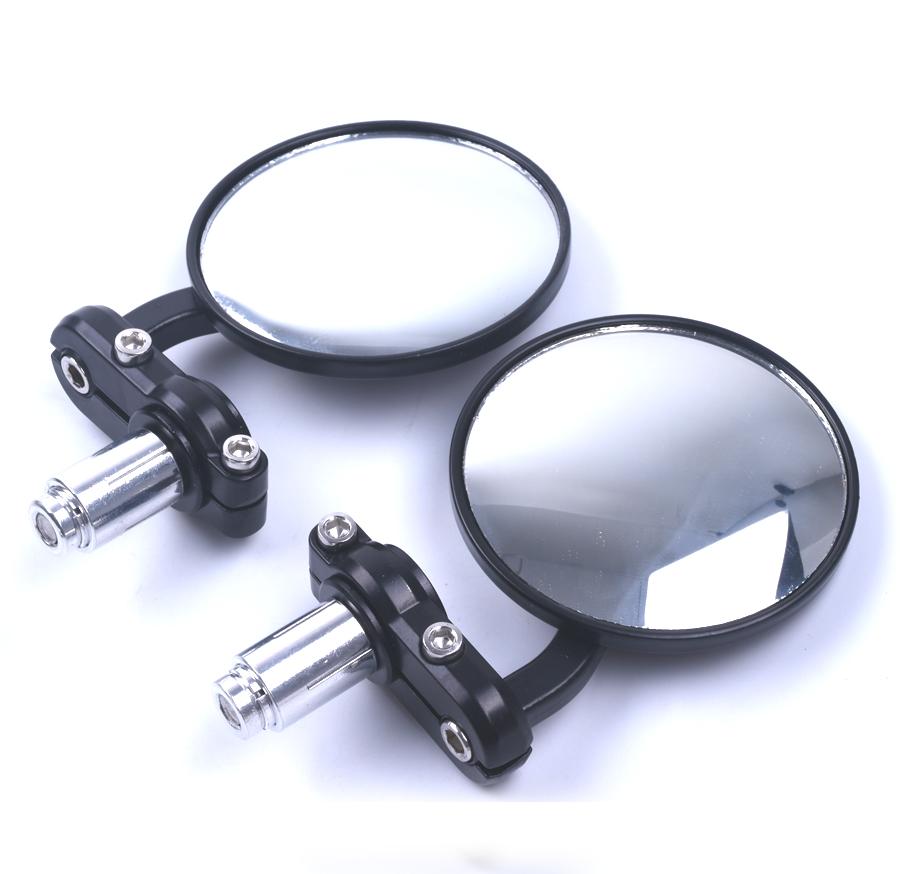Promoci n de plegable espejo de la motocicleta compra for Espejo universal para moto