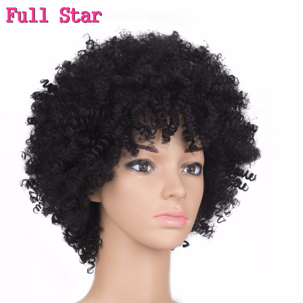 synthetc wig Full Star304