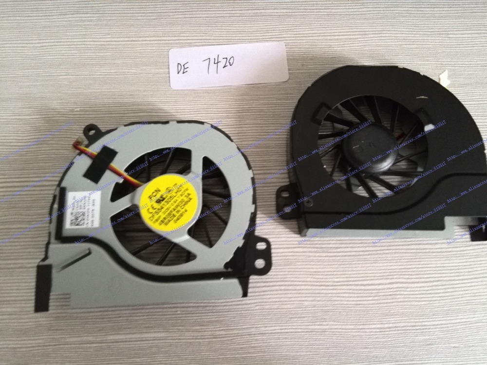 For Dell Vostro 3460 Inspiron 7420 5420 Laptop Cooler Fan