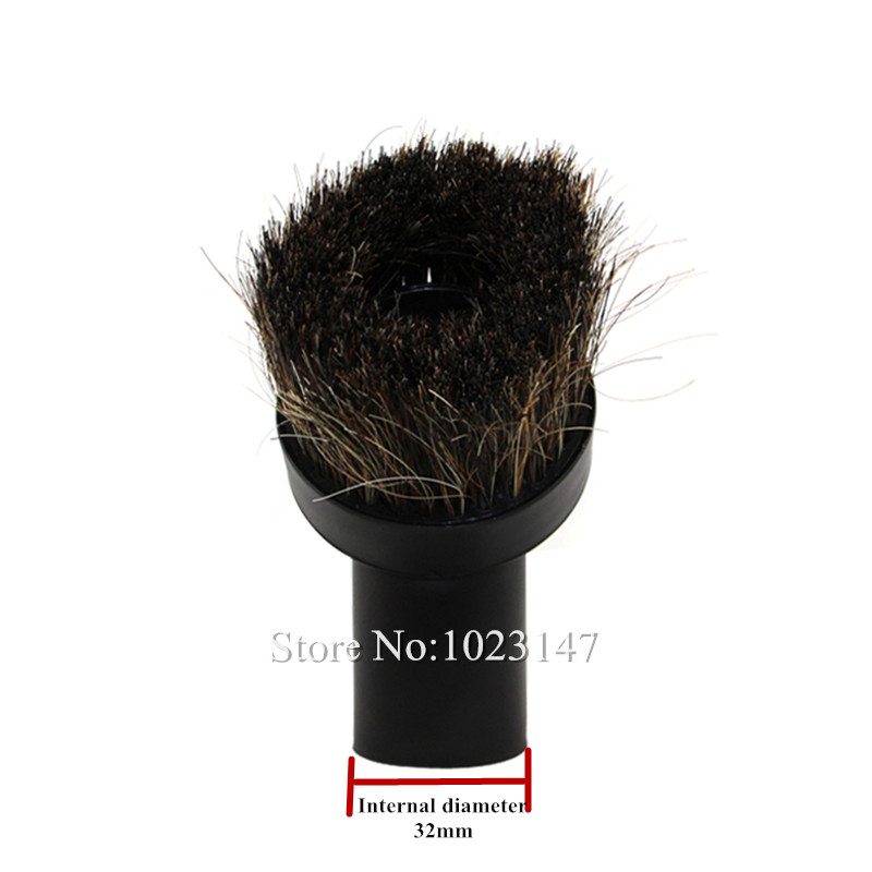 32mm Inner Diameter Hair Sofa Brush Floor Brushes for Electrolux Karcher Vacuum Cleaner Wholesale !(China (Mainland))