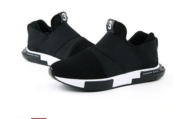 Гаджет  fashion brand Y3 men and women Lovers sneakers low shoes platform wedges Comfortable, breathable and durable 36-44  No.1757811 None Обувь