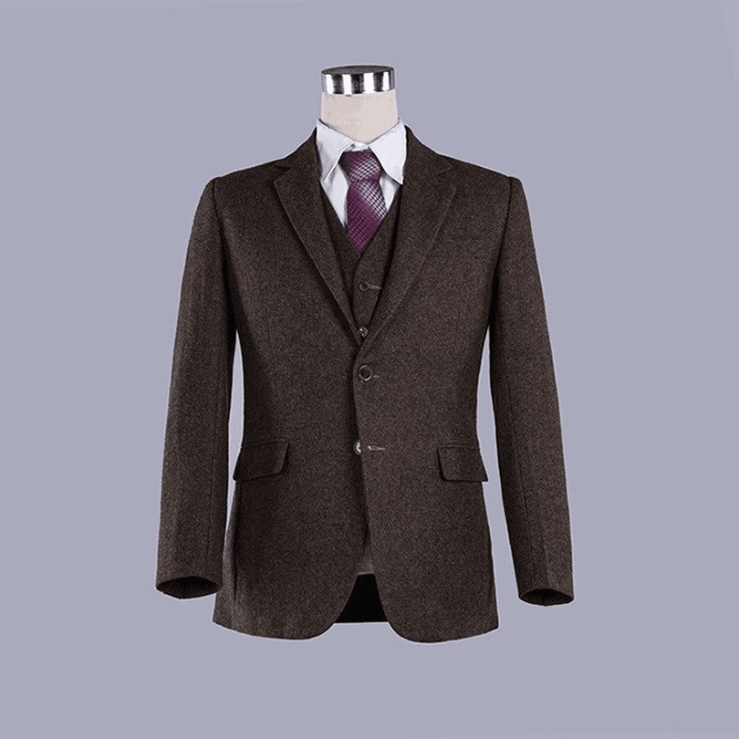 Popular Wool Men Suits-Buy Cheap Wool Men Suits lots from China