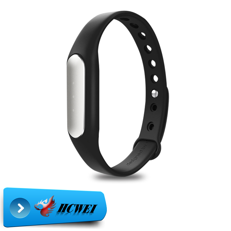 Old Version Original Xiaomi Mi Band Smart Miband Bracelet For Android 4.4 IOS 8.0 MI3 M4 Waterproof Tracker Smart Wristbands<br><br>Aliexpress