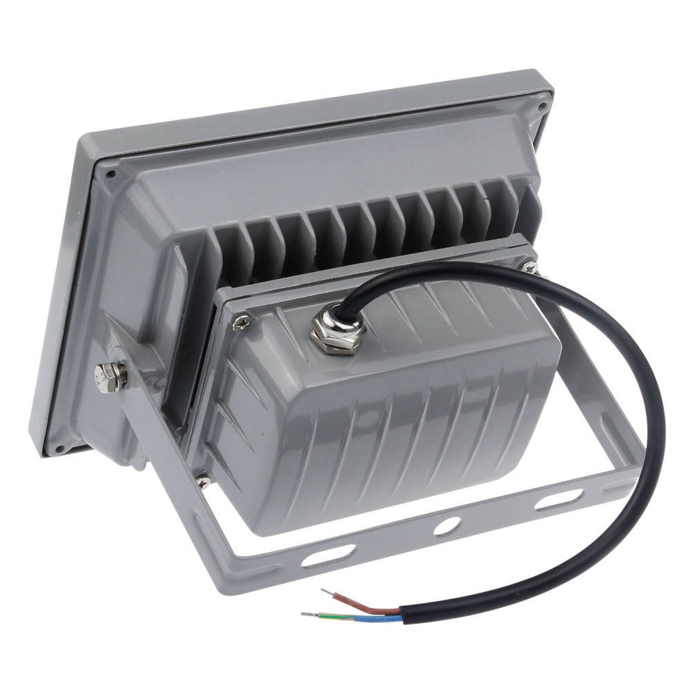 Led Landscape Lighting Controller: 30W LED Flood Light Warm White Cool White RGB Remote