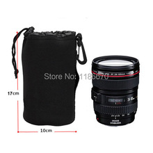 Buy Free Ship+Track Pro L Size Neoprene Soft Pouch Case Bag Cover Backpack Canon Nikon Sony Pentax DSLR Digital SLR Camera Lens for $5.99 in AliExpress store