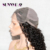 Sunnymay Hair 7A+ Grade Human Hair Stock Glueless Cap Full Lace Wigs/Lace Front Wig Indian Remy Hair Curly Lace Wigs