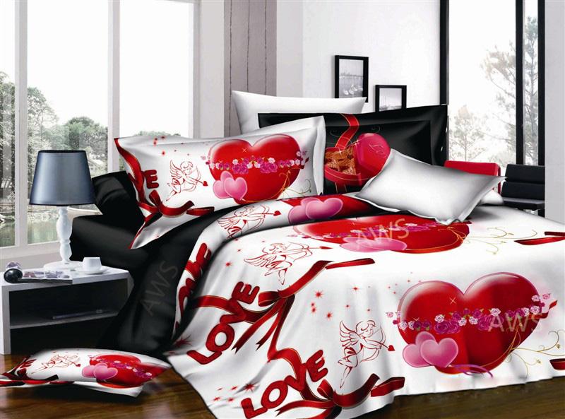 coeur housse de couette achetez des lots petit prix coeur housse de couette en provenance de. Black Bedroom Furniture Sets. Home Design Ideas