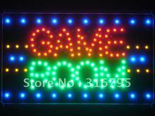 led047-r Game Room LED Neon Light Sign(China (Mainland))