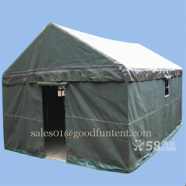 7-8 Persons Surplus military tents For Sale 4m*6m(China (Mainland))
