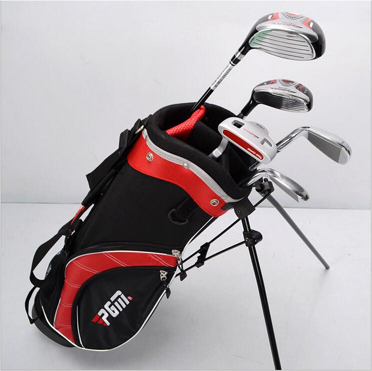 Детский гольф комплект клюшек