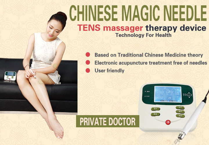 Electric Acupuncture therapy device acupoint pen(China (Mainland))